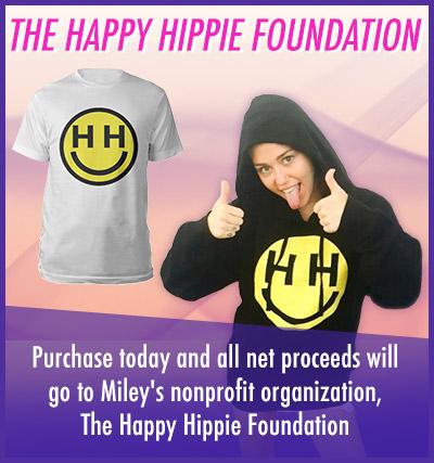 Happy Hippie merchandise