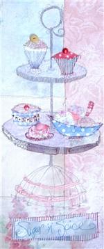 Priscilla Jones - textile artist