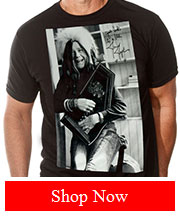 Tribut Apparel - JANIS JOPLIN - GOOD LUCK (MEN)