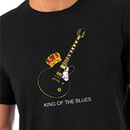 Tribut Apparel - King of the Blues (Unisex)
