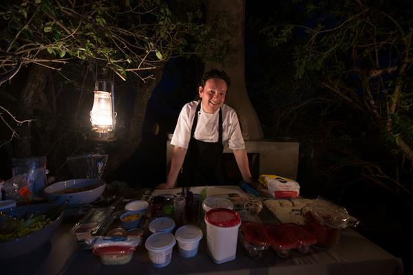 IMAGE: Private chef in South Africa