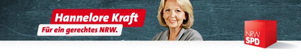 Hannelore Kraft - NRWSPD
