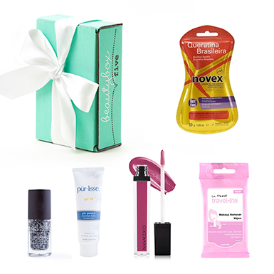 Shop August`s Beauty Box!